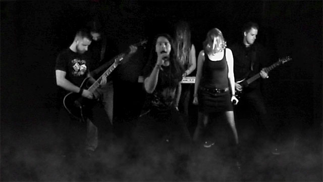 "Musikvideo: Grimblade – ""Queen of Darkness"""