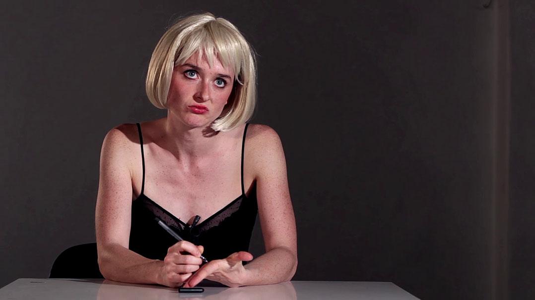 Schauspielerinnen-Interview